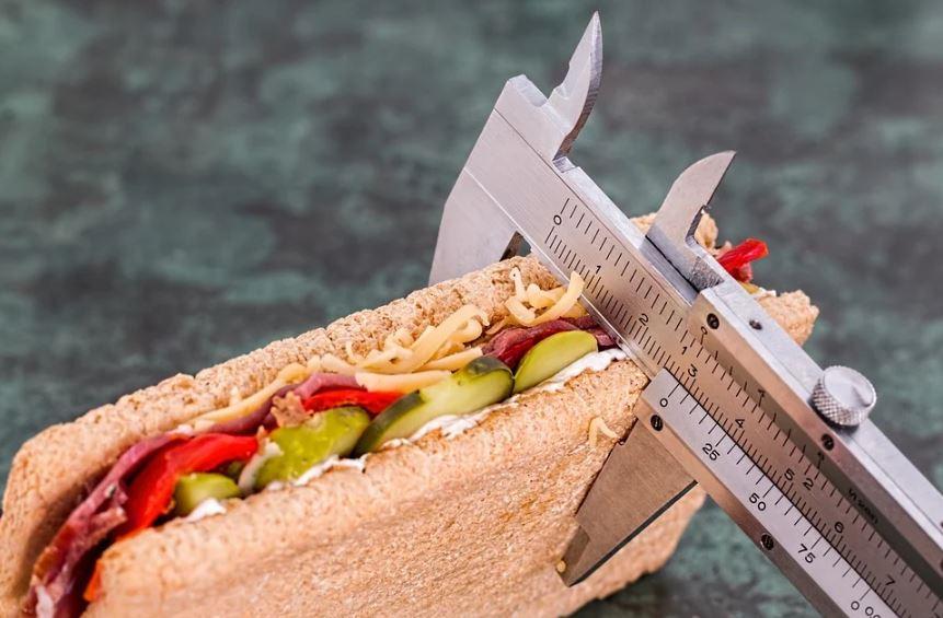aplicaciones de dietas