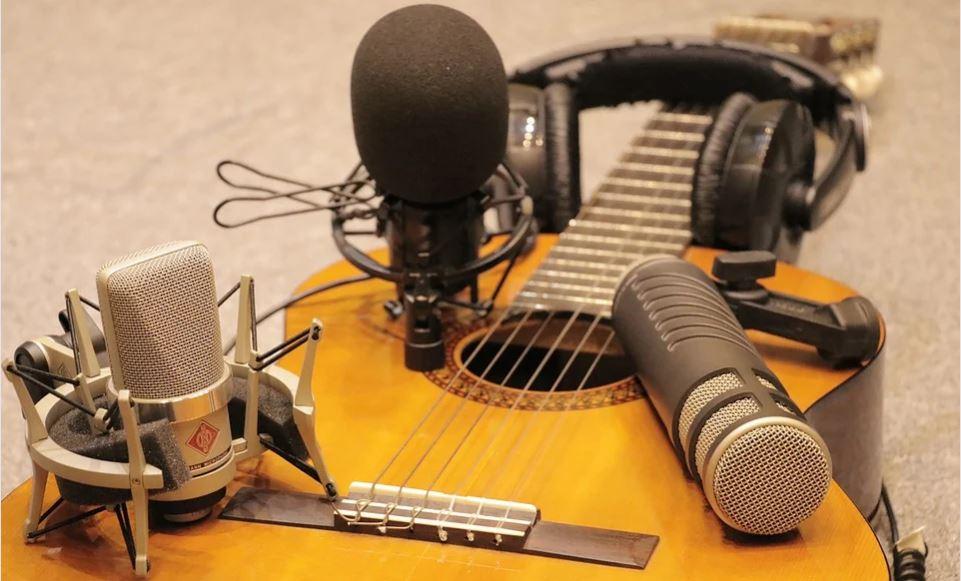aplicaciones para crear musica