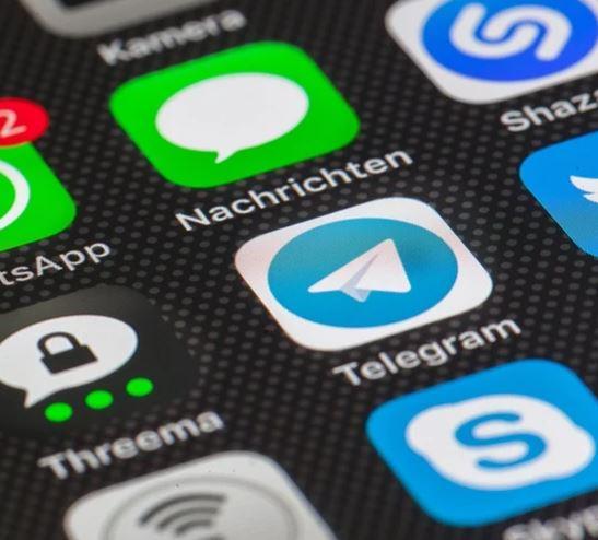 Crea carpetas de tus chats Telegram