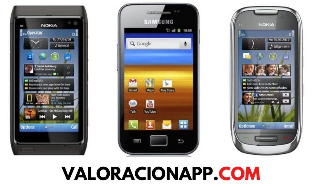 Mejores móviles 3 5 pulgadas del mercado