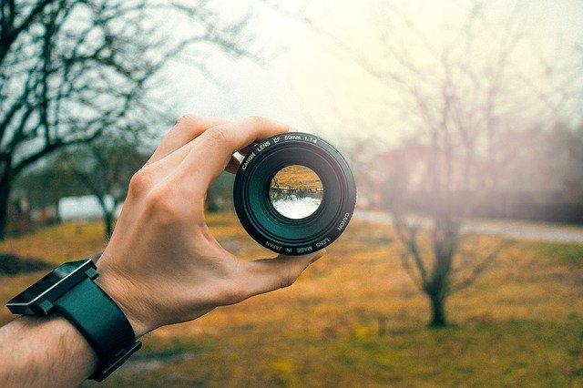 Editor de fotos: fotogenic
